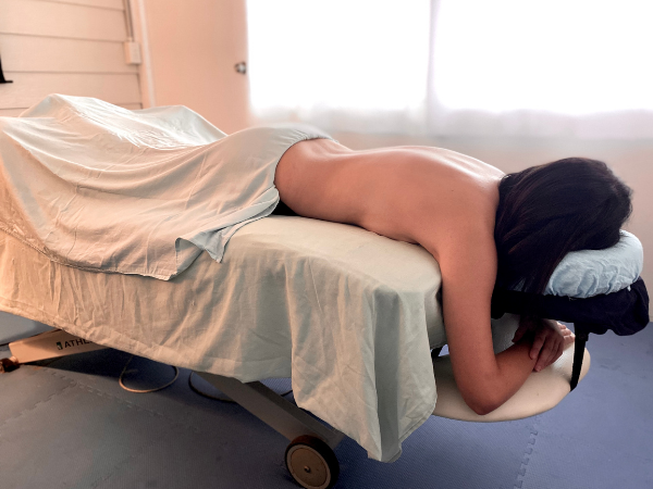 Bodywork and massage for recovery therapy in Byron Bay and South Golden Beach