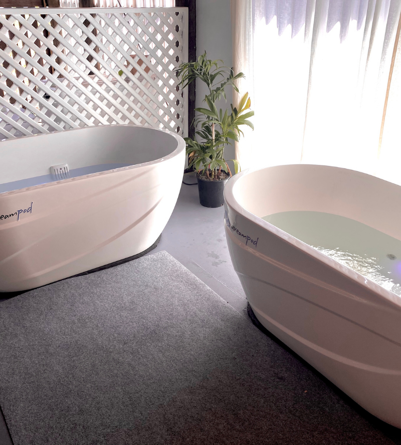 contrast hot/cold therapy for recovery in Byron Bay and South Golden Beach